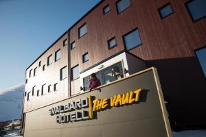 Svalbard Hotell Elvesletta