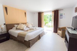 Hotel Le Verger Maelvi, Szállodák  Grimaud - big - 73