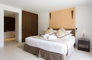 Hotel Le Verger Maelvi, Szállodák  Grimaud - big - 74