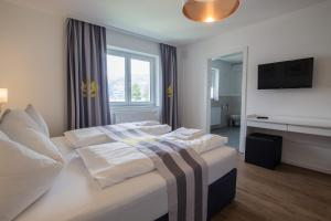 Panorama Apartments Steinbock Lodges, Appartamenti  Zell am See - big - 74