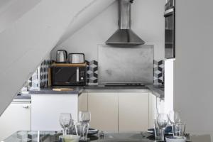 Le Heron (Apt. Cocoonr), Appartamenti  Nantes - big - 6