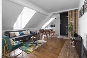 Le Heron (Apt. Cocoonr), Appartamenti  Nantes - big - 7