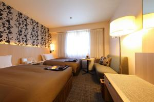 Nishitetsu Resort Inn Beppu, Hotel  Beppu - big - 75