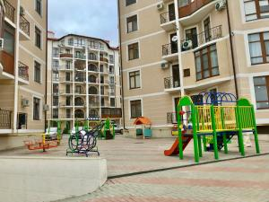 Apartment on Krymskaya 19, Apartmány  Gelendzhik - big - 15