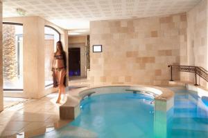 Boutique Hotel - Hostellerie Berard et Spa, Szállodák  La Cadière-d'Azur - big - 59