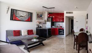 Lev Eilat Deluxe, Appartamenti  Eilat - big - 18