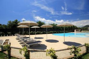 Ville D'Ogliastra, Apartmánové hotely  Cardedu - big - 88