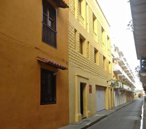 Apto. Alvarez, Апартаменты  Картахена-де-Индиас - big - 34