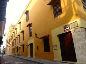 Apto. Alvarez, Apartmanok  Cartagena de Indias - big - 35