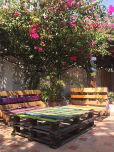Morros Hostel, Hostely  Santa Marta - big - 1