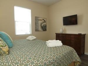 Nemo Cay Resort D150, Holiday homes  Corpus Christi - big - 9