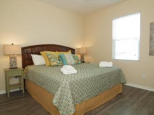Nemo Cay Resort D150, Holiday homes  Corpus Christi - big - 35