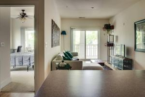 COMFY 2BR APT IN ARTS & ENTERTAINMENT DISTRICT, Apartmány  Charlotte - big - 19