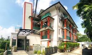 Floral Shire Suvarnabhumi Airport, Hotels  Lat Krabang - big - 75