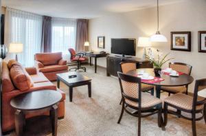 Premiere One-Bedroom Suite