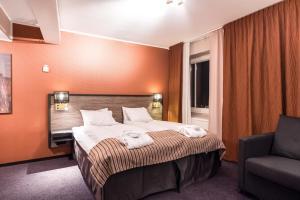 Clarion Collection Hotel Slottsparken, Szállodák  Linköping - big - 34