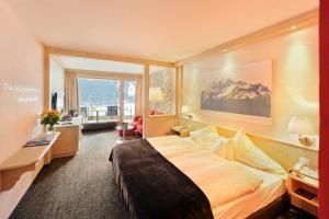 Hotel Eiger, Hotely  Grindelwald - big - 60