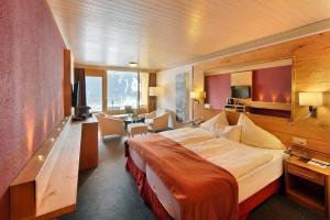 Hotel Eiger, Hotely  Grindelwald - big - 61