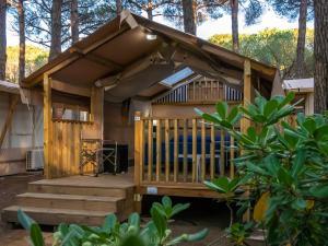 Camping Free Beach, Кемпинги  Марина-ди-Биббона - big - 22