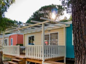Camping Free Beach, Кемпинги  Марина-ди-Биббона - big - 15