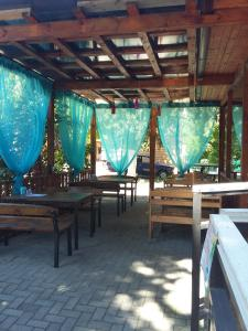 Guesthouse on Kiparisovaya alleya 5, Pensionen  Pizunda - big - 50