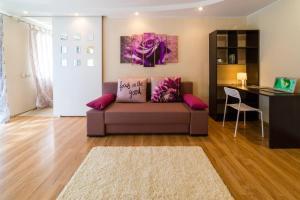 Apartment Dresden, Apartmány  Yaroslavl - big - 12