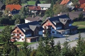 Apartmajsko naselje Ribniško Pohorje