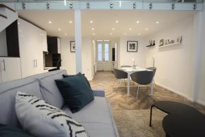 d.FIVE Riverside Suite, Apartmanok  Budapest - big - 10