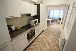 d.FIVE Riverside Suite, Apartmanok  Budapest - big - 12