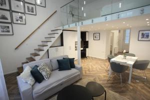 d.FIVE Riverside Suite, Apartmanok  Budapest - big - 20