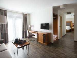 Hotel Bütgenbacher Hof, Отели  Butgenbach - big - 21