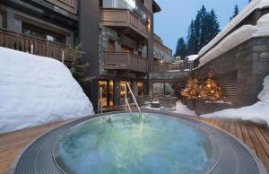 Hotel Barrière Les Neiges (17 of 55)