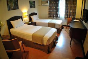 Fersal Hotel Neptune Makati, Szállodák  Manila - big - 25