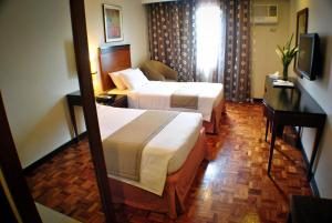 Fersal Hotel Neptune Makati, Szállodák  Manila - big - 6