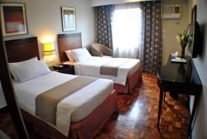 Fersal Hotel Neptune Makati, Szállodák  Manila - big - 5