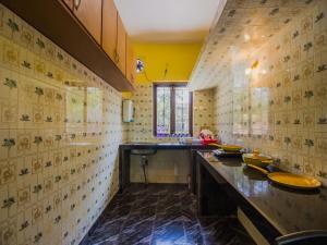 OYO 12836 Home Peaceful 2BHK Taleigao, Apartmány  Santa Cruz - big - 3