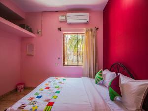 OYO 12836 Home Peaceful 2BHK Taleigao, Apartmány  Santa Cruz - big - 5