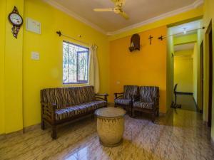 OYO 12836 Home Peaceful 2BHK Taleigao, Apartmány  Santa Cruz - big - 17