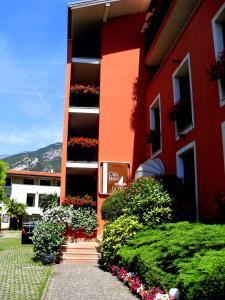 Club Hotel e Residence La Vela, Szállodák  Nago-Torbole - big - 7