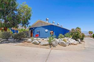 Palm Canyon Hotel and RV Resort, Rezorty  Borrego Springs - big - 49