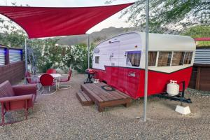 Palm Canyon Hotel and RV Resort, Resorts  Borrego Springs - big - 44
