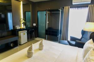 The Zenery Hotel, Hotely  Lampang - big - 6