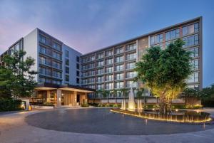 The Park Nine Hotel&Serviced Residence Suvarnabhumi, Отели  Лат-Крабанг - big - 1