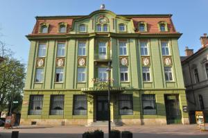 4 hviezdičkový hotel Grand Hotel Praha Jičín Česko