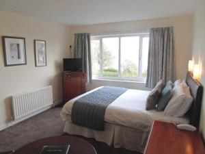 Luccombe Hall Hotel, Hotels  Shanklin - big - 14
