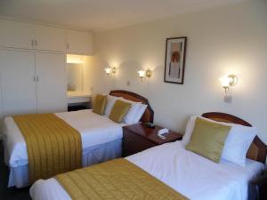 Luccombe Hall Hotel, Hotels  Shanklin - big - 9