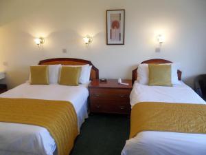 Luccombe Hall Hotel, Hotels  Shanklin - big - 10