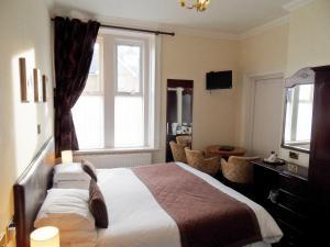 Luccombe Hall Hotel, Hotels  Shanklin - big - 17