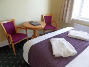 Luccombe Hall Hotel, Hotels  Shanklin - big - 15