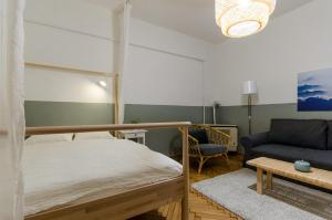 Dill Apartment, Appartamenti  Budapest - big - 1